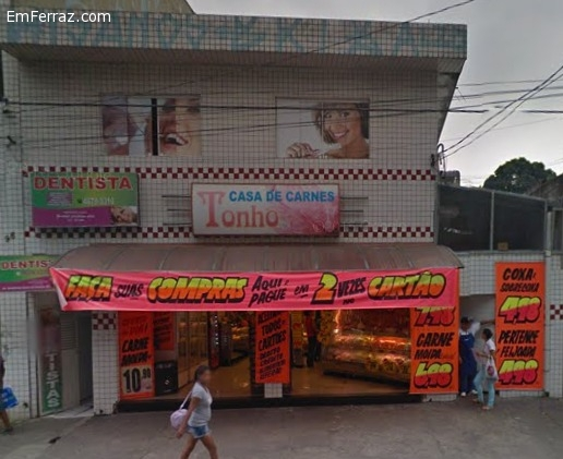 Casa de Carnes Tonho