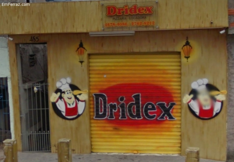 Dridex - Pizzaria e Locadora
