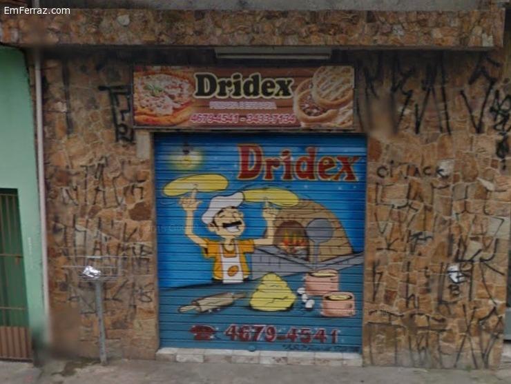 Dridex - Pizzaria, Esfiharia e Sorveteria