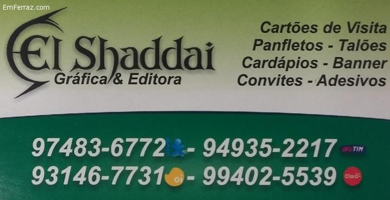 El Shaddai - Gráfica & Editora