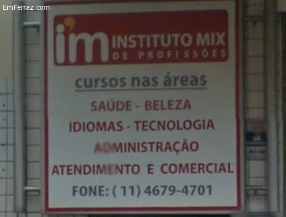 im - Instituto Mix - Formação Profissional