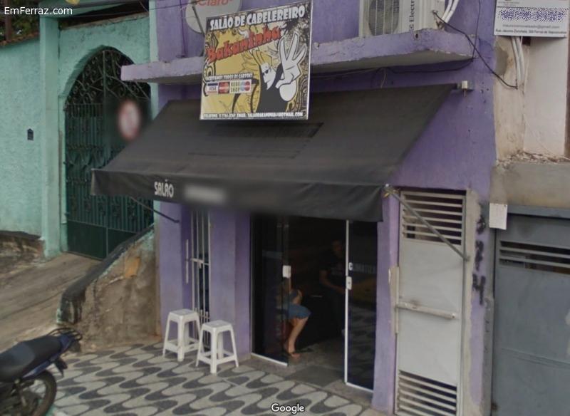 Salão Bakaninha