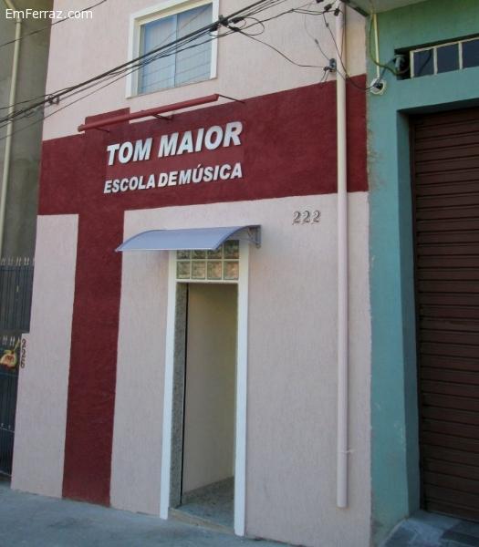 Tom Maior - Escola Livre de Música